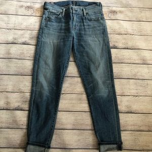 Citizens Of Humanity Avedon Ankle Jeans Size 26